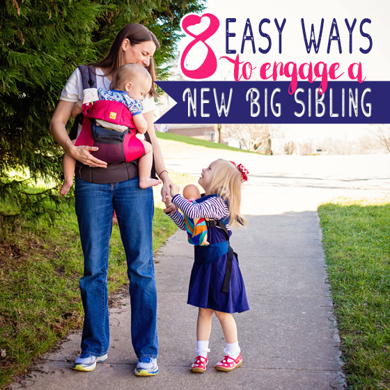 8 Easy Ways to Engage a New Big Sibling 7 Daily Mom Parents Portal