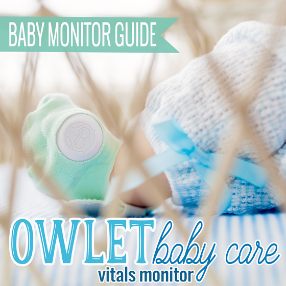 Baby Monitor Guide: Owlet Baby Care Vitals Monitor 1 Daily Mom Parents Portal