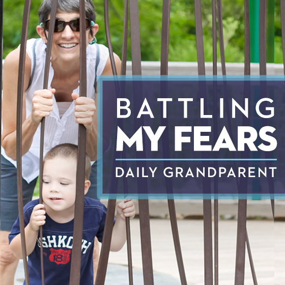 Battling My Fears: Daily Grandparent 4 Daily Mom Parents Portal
