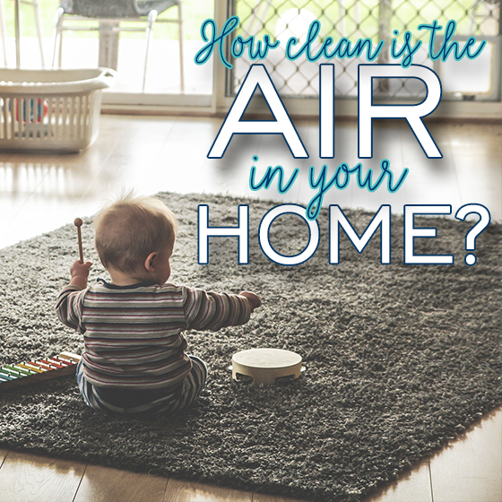 How Clean is the Air in Your Home? 3 Daily Mom Parents Portal