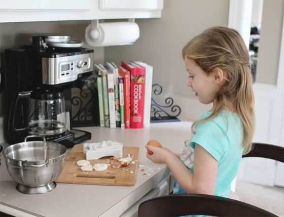 Montessori in the Kitchen Four Tips for Making Food Fun 1 Daily Mom Parents Portal