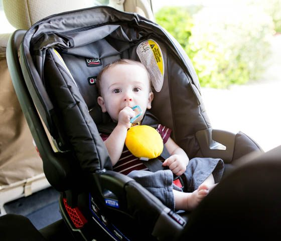 Gear Guide Bob Revolution Flex And Bob B Safe 35 By Britax Travel System 7 Daily Mom Parents Portal