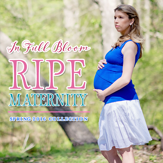 In Full Bloom: RIPE Maternity Spring 2016 Collection 1 Daily Mom Parents Portal