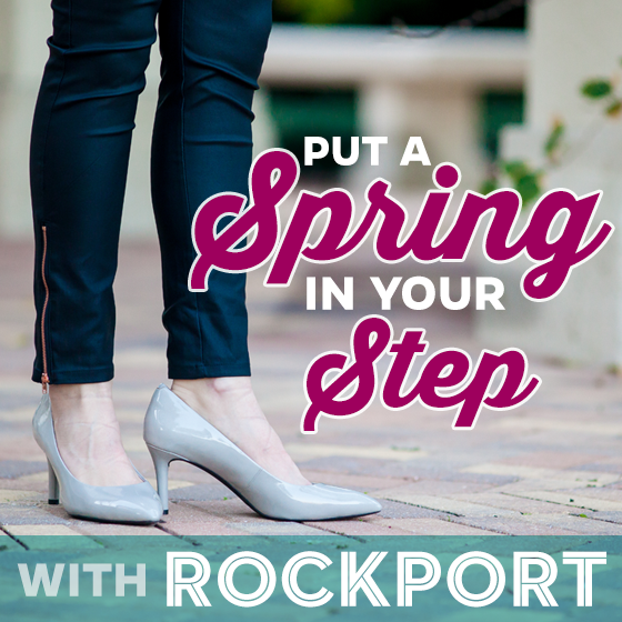 Put a Spring in Your Step with Rockport 1 Daily Mom Parents Portal