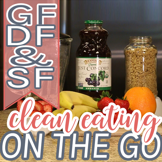 SF diet - Clean Eating On The Go