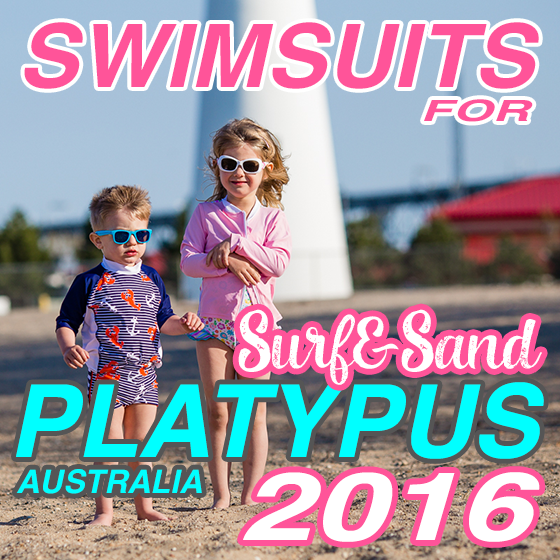 Swimsuits for Surf & Sand: Platypus Australia 2016 1 Daily Mom Parents Portal
