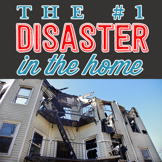 The #1 Disaster In The Home 1 Daily Mom Parents Portal