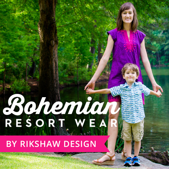 BOHEMIAN RESORT WEAR BY RIKSHAW DESIGN 13 Daily Mom Parents Portal