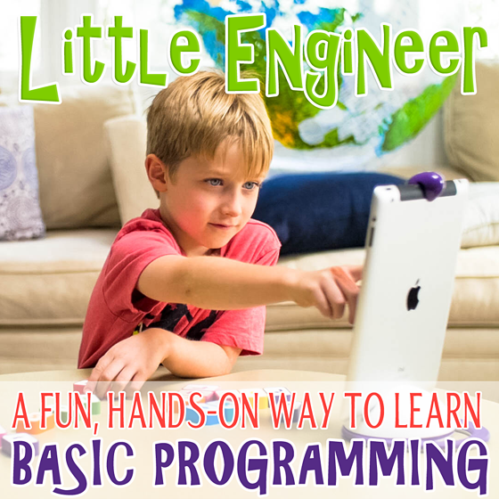Little Engineer: A Fun New Way to Teach Programming Logic 4 Daily Mom Parents Portal