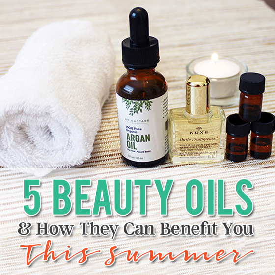 5 Beauty Oils and How They Can Benefit You This Summer 7 Daily Mom Parents Portal