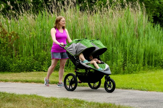 Gear Guide Baby Jogger Summit X3 Double Stroller Read Now