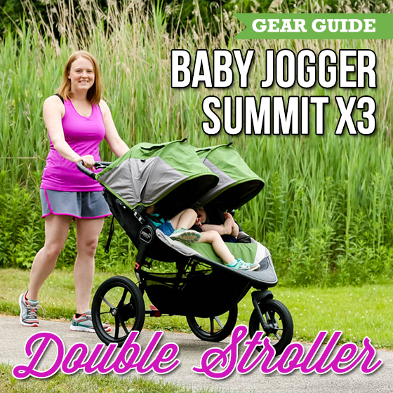 GEAR GUIDE BABY JOGGER SUMMIT X3 DOUBLE STROLLER 14 Daily Mom Parents Portal