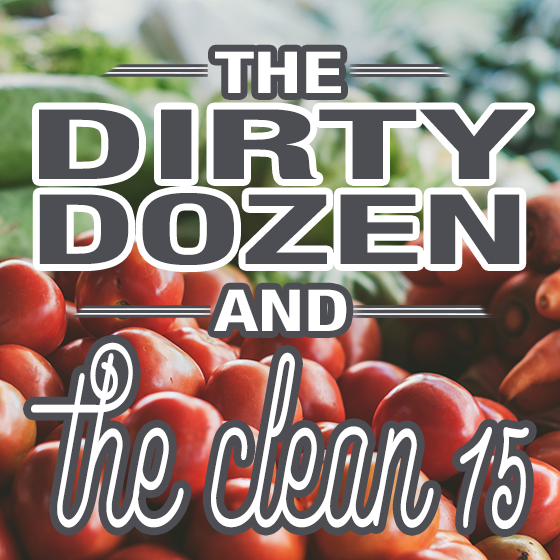 The Dirty Dozen and The Clean 15 13 Daily Mom Parents Portal
