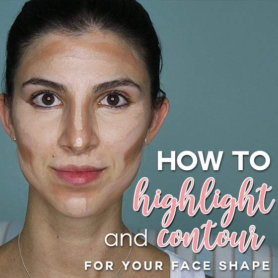 How to Highlight & Contour for Your Face Shape 7 Daily Mom Parents Portal