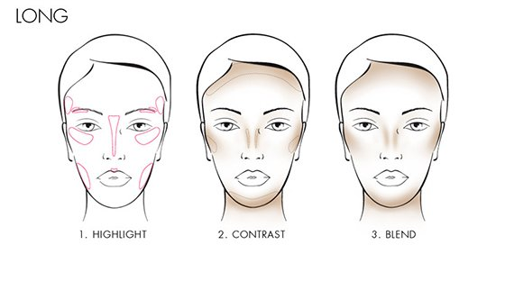 How to Highlight & Contour for Your Face Shape 3 Daily Mom Parents Portal
