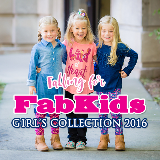 Falling for FabKids: Girl's Collection 2016 1 Daily Mom Parents Portal