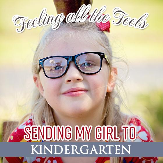Feeling All the Feels: Sending My Girl to Kindergarten 1 Daily Mom Parents Portal