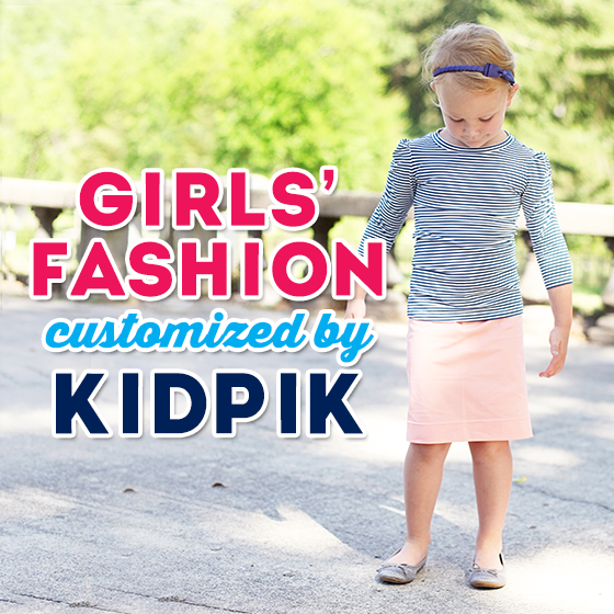 Girls Fashion Customized by KidPik 16 Daily Mom Parents Portal