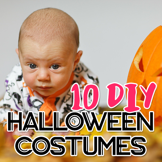10 DIY HALLOWEEN COSTUMES 11 Daily Mom Parents Portal