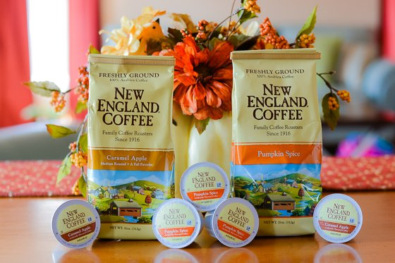 THE FLAVORS OF FALL WITH NEW ENGLAND COFFEE 4 Daily Mom Parents Portal