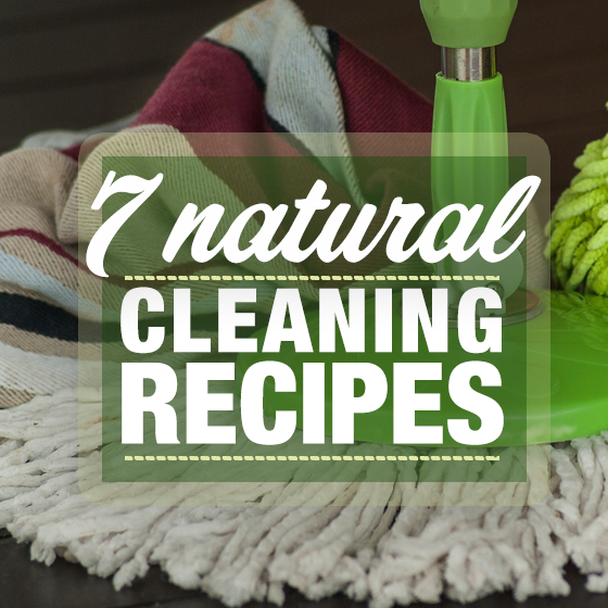 7 Natural Cleaning Recipes 6 Daily Mom Parents Portal