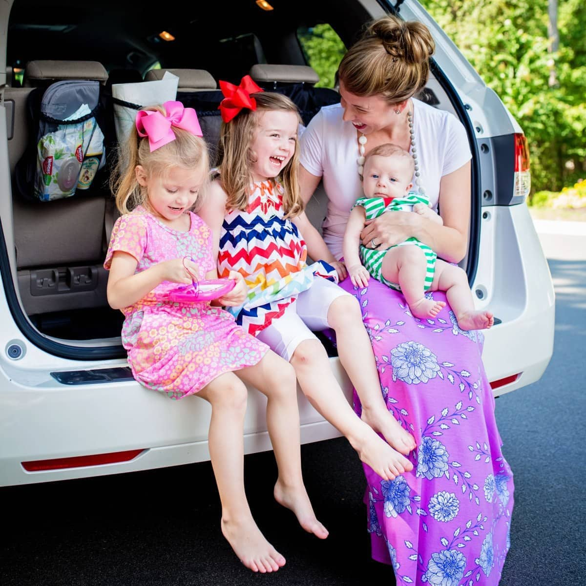 4f10c73f8f50 16 Items Every Mom Needs In The Car » Daily Mom
