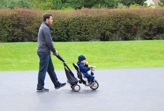 DAILY MOM SPOTLIGHT: SMARTRIKE 5 IN 1 TRICYCLE 2 Daily Mom Parents Portal