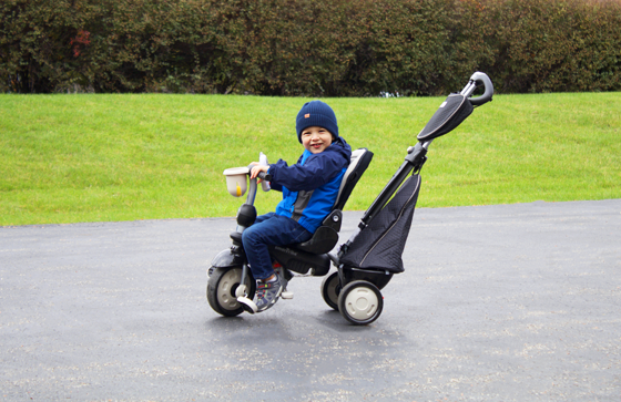 DAILY MOM SPOTLIGHT: SMARTRIKE 5 IN 1 TRICYCLE 3 Daily Mom Parents Portal