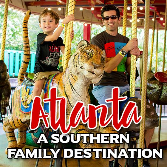 ATLANTA – A SOUTHERN FAMILY DESTINATION 61 Daily Mom Parents Portal