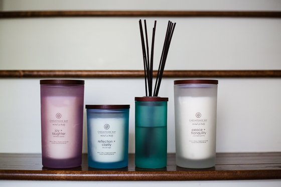 Daily Mom Spotlight: Soothing Scents from Chesapeake Bay Candle 3 Daily Mom Parents Portal