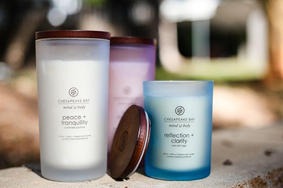 Daily Mom Spotlight: Soothing Scents from Chesapeake Bay Candle 5 Daily Mom Parents Portal