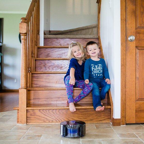 Daily Mom Spotlight: Dyson 360 Eye Robot 2 Daily Mom Parents Portal