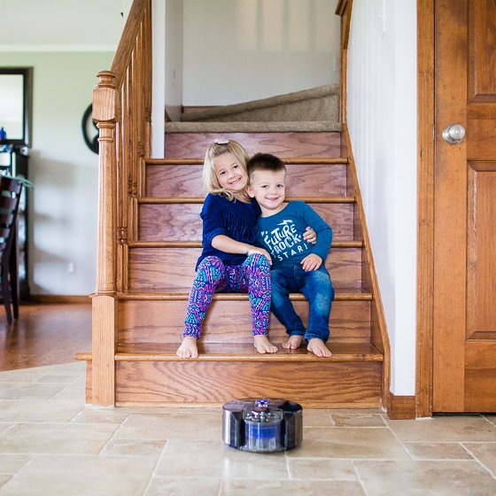 Daily Mom Spotlight: Dyson 360 Eye Robot 7 Daily Mom Parents Portal
