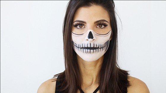 Not Your Mother's Halloween Makeup 1 Daily Mom Parents Portal