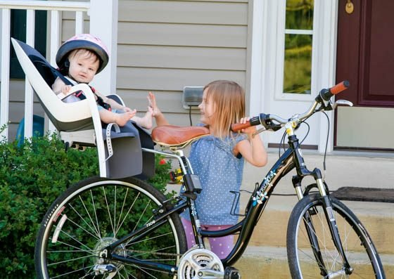 Bicycle Built for Two: Choosing the Right Bike Seat for Your Child 11 Daily Mom Parents Portal