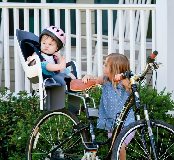 Bicycle Built for Two: Choosing the Right Bike Seat for Your Child 7 Daily Mom Parents Portal