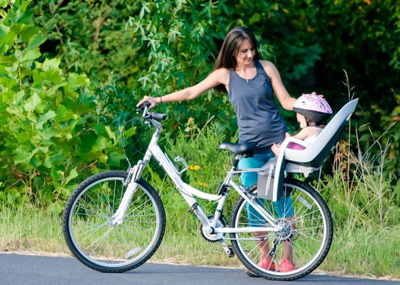 Bicycle Built for Two: Choosing the Right Bike Seat for Your Child 3 Daily Mom Parents Portal