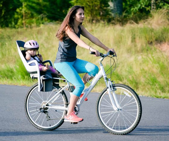 Bicycle Built for Two: Choosing the Right Bike Seat for Your Child 14 Daily Mom Parents Portal