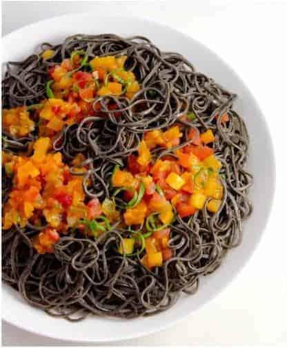Spooky Spaghetti: 2 Healthy Halloween Dinner Ideas