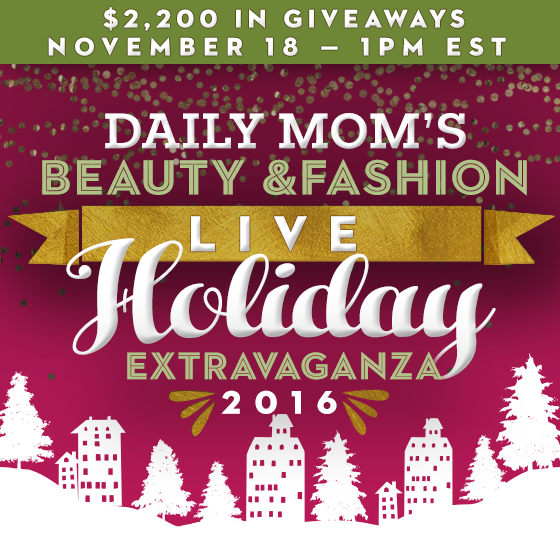 Daily Mom's Beauty & Fashion Live Holiday Extravaganza 37 Daily Mom Parents Portal