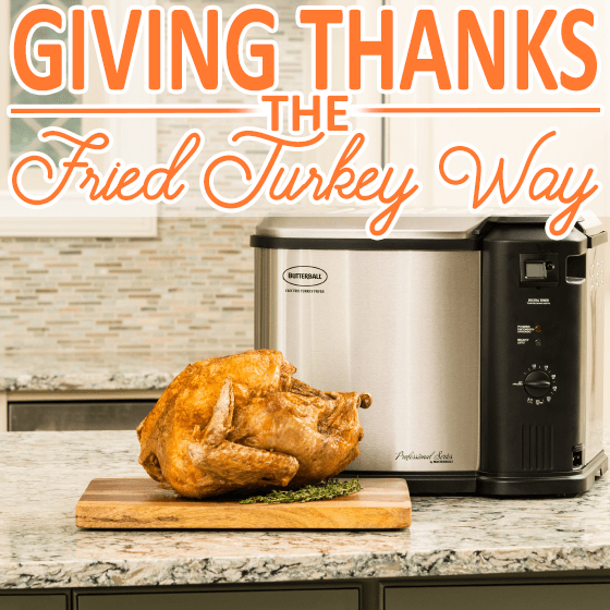 Giving Thanks The Fried Turkey Way 1 Daily Mom Parents Portal