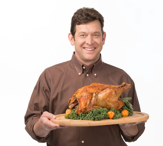 Giving Thanks The Fried Turkey Way 5 Daily Mom Parents Portal