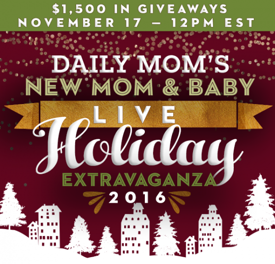 DAILY MOM'S NEW MOM & BABY LIVE HOLIDAY EXTRAVAGANZA 64 Daily Mom Parents Portal