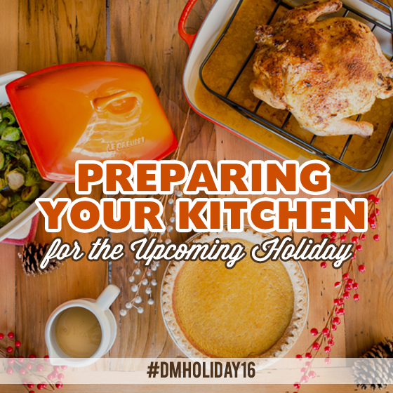 Preparing Your Kitchen for the Upcoming Holiday 16 Daily Mom Parents Portal