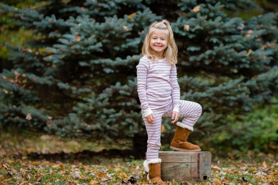 Cozy Autumn & Winter Jammies from Skylar Luna 7 Daily Mom Parents Portal