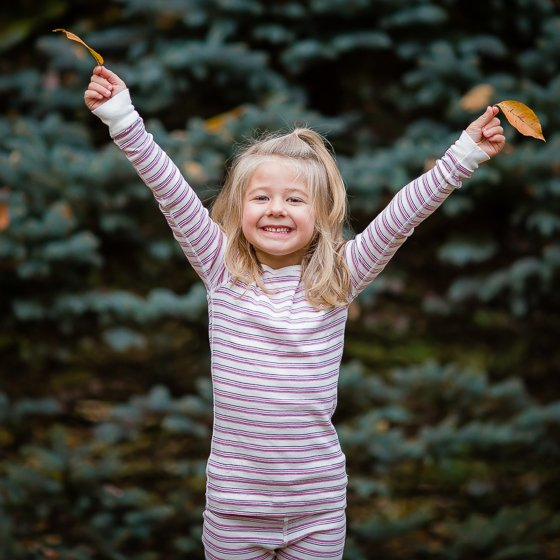 Cozy Autumn & Winter Jammies from Skylar Luna 8 Daily Mom Parents Portal