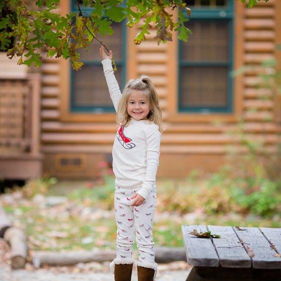 Cozy Autumn & Winter Jammies from Skylar Luna 15 Daily Mom Parents Portal