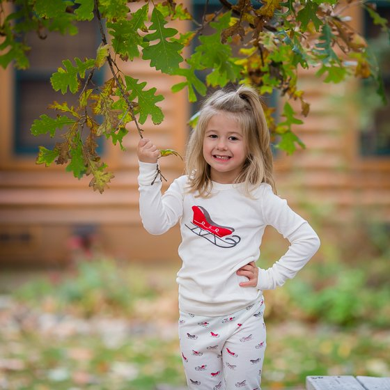 Cozy Autumn & Winter Jammies from Skylar Luna 16 Daily Mom Parents Portal