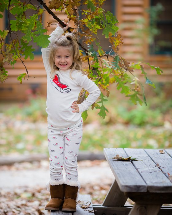 Cozy Autumn & Winter Jammies from Skylar Luna 17 Daily Mom Parents Portal