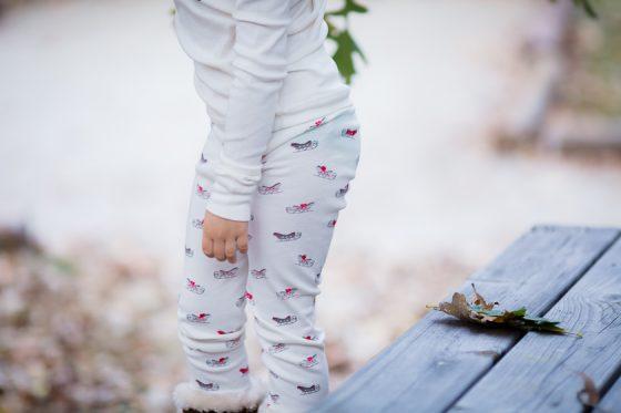 Cozy Autumn & Winter Jammies from Skylar Luna 18 Daily Mom Parents Portal